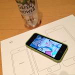 iPhone6発表!どんな感じかモックアップ作ってみた
